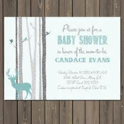 best 25 deer baby showers ideas on theme baby shower