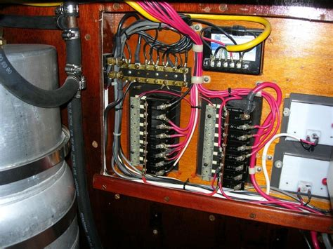 17 best images about boat wiring on pinterest loom - Boat Wiring Pictures