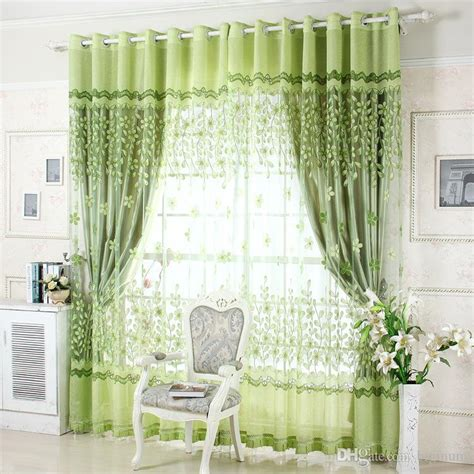 2018 on sale curtains luxury beaded for living room