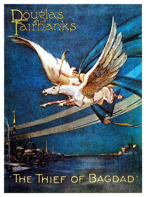 The Thief Of Bagdad the thief of bagdad 1924 midnight only