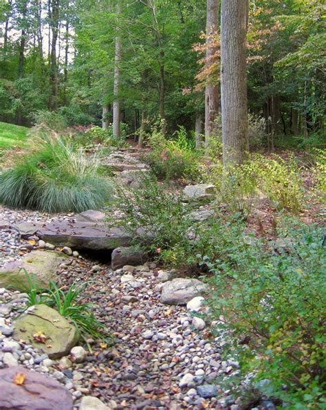 backyard dry river bed 17 best images about swales on pinterest river rock