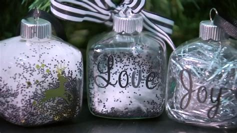 how to create your own christmas ornaments abc11 com