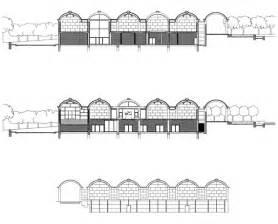 Kimbell Art Museum Floor Plan Louis Kahn Archigraphie