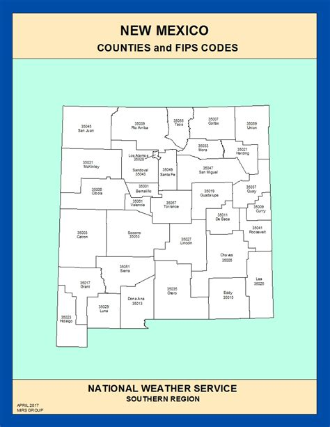 new mexico map counties maps new mexico counties and fips codes