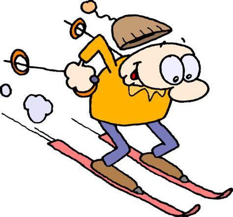 le clipart skier clipart centre de vacances le chorin