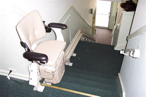 wheelchair assistance electrical stair lift chair