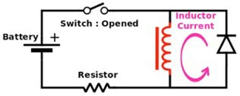 what is a catch diode what is back emf and what does it do west florida components