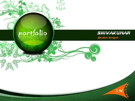 design powerpoint slideshare sm design portfolio ppt
