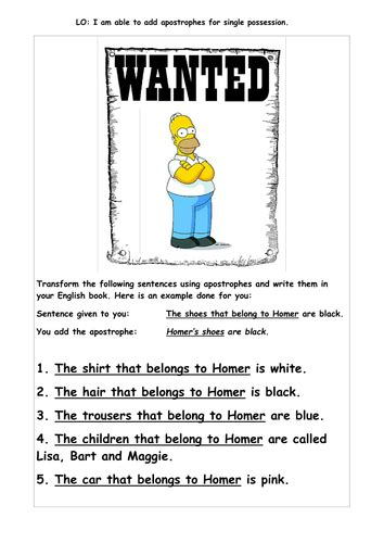 Investigation Contraction Worksheet Answers