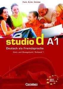 libro spektrum deutsch kurs und pasajes librer 237 a internacional studio d a1 1 kurs und arbeitsbuch teil 1 1 6 funk
