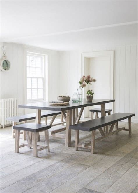 cement top dining table best 25 concrete dining table ideas on