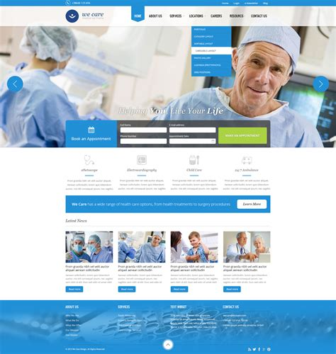 google image age amusement health we care medical health wordpress theme wordpress