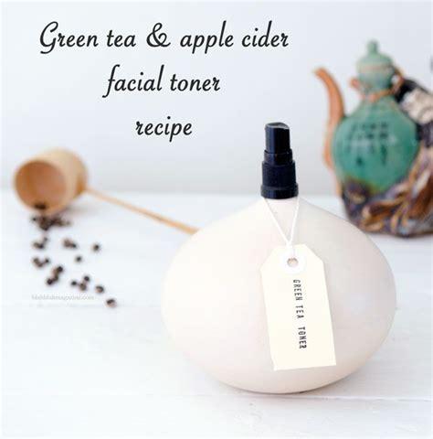 Toner Viva Green Tea green tea apple cider toner recipe diy