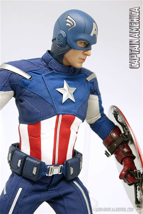 16 Scale Steve Roger Captain America Sculpt toyhaven more of toys the 1 6 captain america 12 inch collectible figure review ii