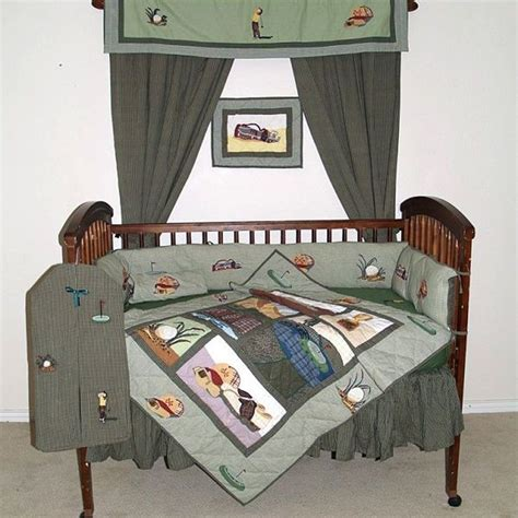 golf crib bedding golf crib bedding golf crib bedding and decorating ideas
