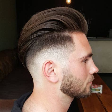 best haircut for sloping forehead attractive 50 best short on sides long on top haircuts the right