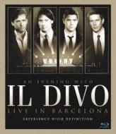 an evening with il divo an evening with il divo live in barcelona イル ディーヴォ hmv