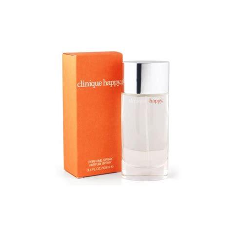 Parfum Clinique Happy clinique happy eau de parfum pour femme 100 ml notino fr