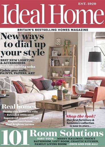 ideal home magazine october 2017 subscriptions pocketmags
