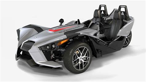 Motorrad Kfz by Polaris Slingshot Combines Motorcycle Spirit With The