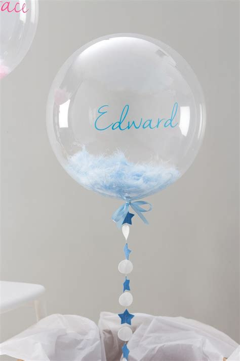 Baby Boy Balloons For Baby Shower by Top 25 Best Baby Shower Balloons Ideas On