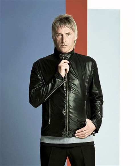 Paul Weller designs for Liam Gallagher's fashion range
