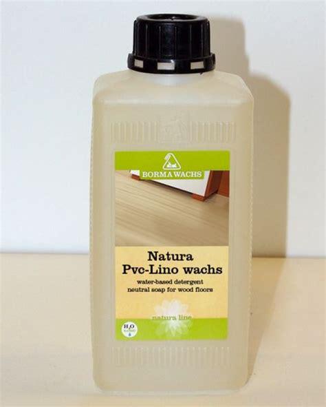 Pvc Boden Wachsen borma lino pvc wachs in farblos 5 liter linowachs f 252 r