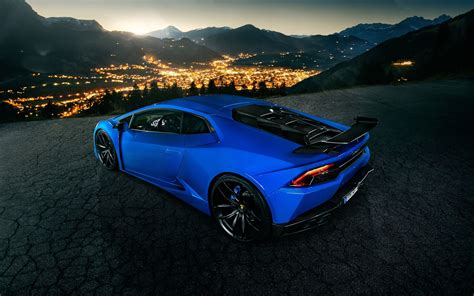 blue lamborghini wallpaper lamborghini huracan blue car wallpaper cars