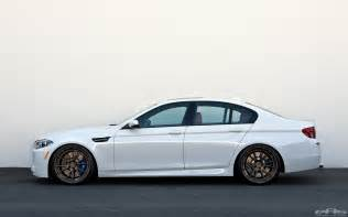 F10 Bmw Bmw F10 M5 Gets New Suspension And Wheels