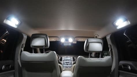 Jeep Commander Interior Lights by Jeep Grand Dodge Durango Led Interior How To