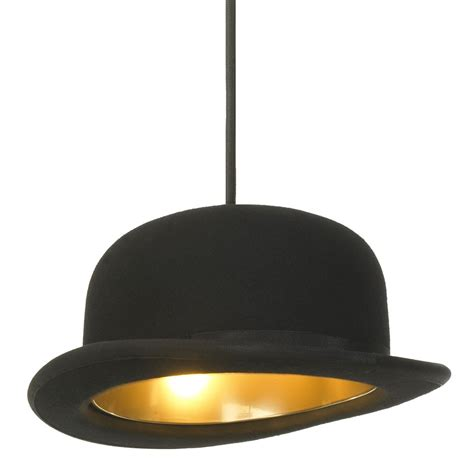 hat lights jeeves bowler hat light the furniture company ltd