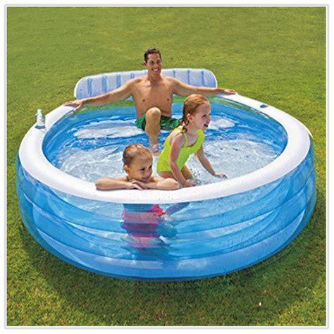 poltrone gonfiabili intex intex piscina family con poltrona intex starc