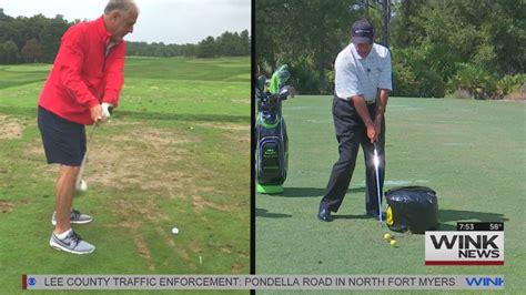 golf doctor tip   week rob   wink news