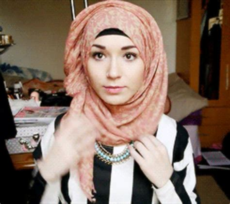 tutorial hijab gif my gif gif fav hijabi hijab hijab fashion hijab tutorial
