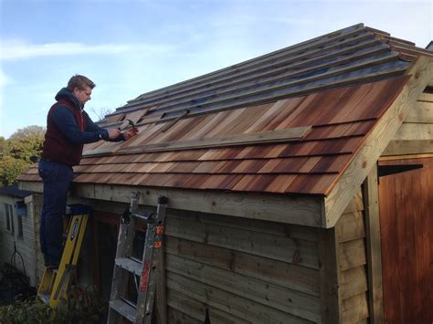 Garage Re Roofing by Hipped Roof Garage The Wooden Workshop Oakford 1