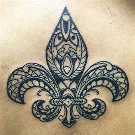 realistic fleur de lis on half sleeve 98 best images about tattoos on flower of