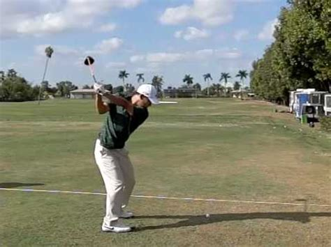 anthony kim golf swing anthony kim swing high speed franck ollivier