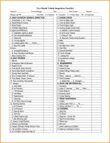 new car inspection checklist car damage inspection checklist car pictures car
