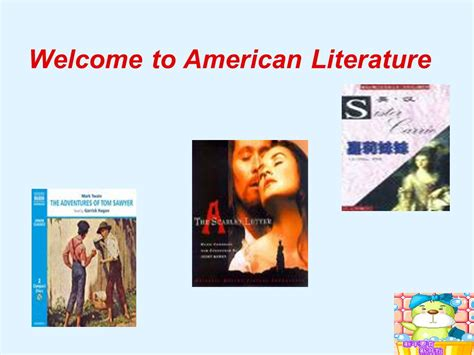key themes in american literature welcome to american literature ppt download