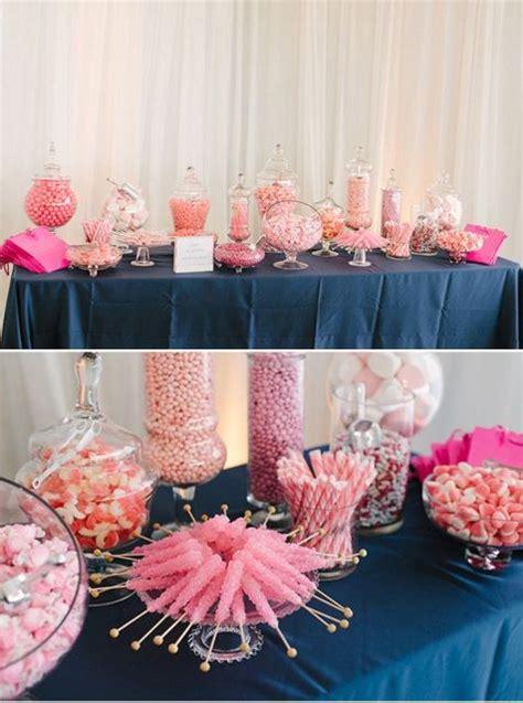 adorable candy bar ideas   wedding weddingomania