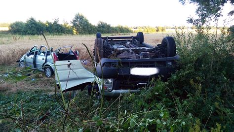 police appeal  crash left  vehicles wrecked     roof yorkmix
