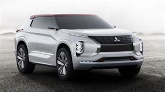 Mitsubishi Harris Mitsubishi Unveils New Gt Phev Concept Top Gear