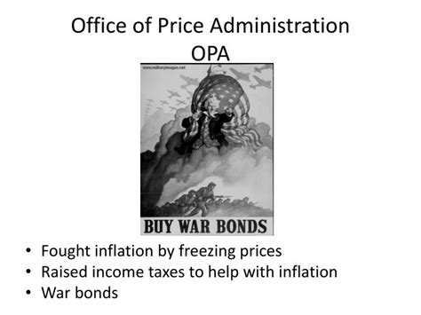 Office Of Price Administration by Ppt 25 1 Mobilizing For Defense Remember Pearl Harbor