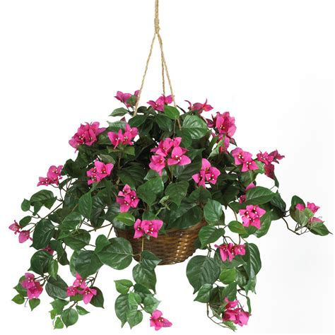Hanging Flower Garden Artificial Flowers Hanging Garden Basket Interior Design Ideas