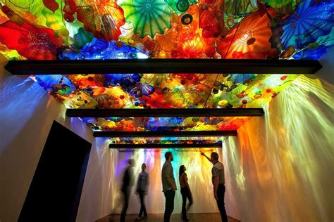 Ceiling Light Show Sculptor S New Show Is A Riot Of Color Smart News Smithsonian
