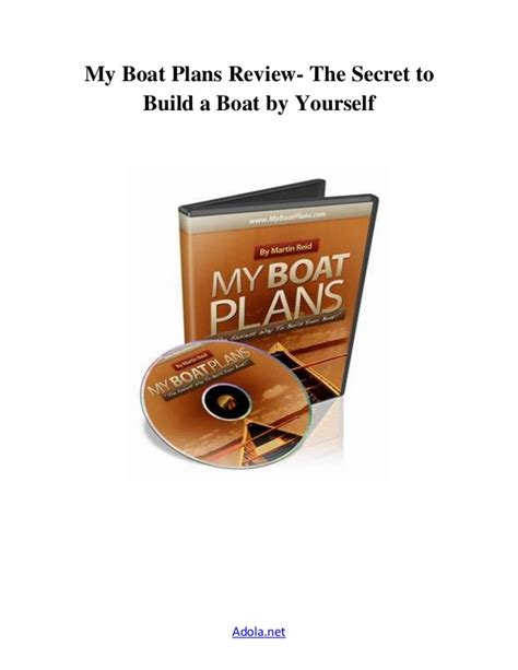 boat n net reviews my boat plans review the secret to build a boat by yourself
