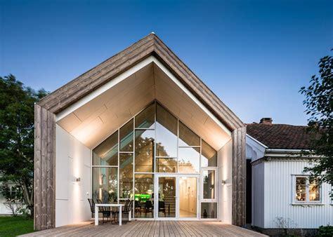 dream home design uk une ancienne ferme norv 233 gienne 233 tendue avec une structure