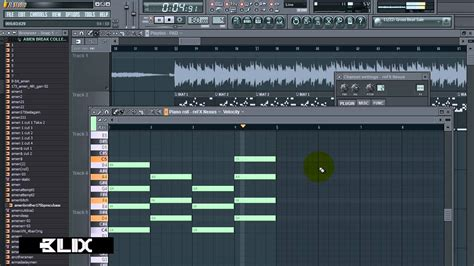 Fl Studio Jungle Tutorial | blix fl studio tutorial old skool jungle breakbeat