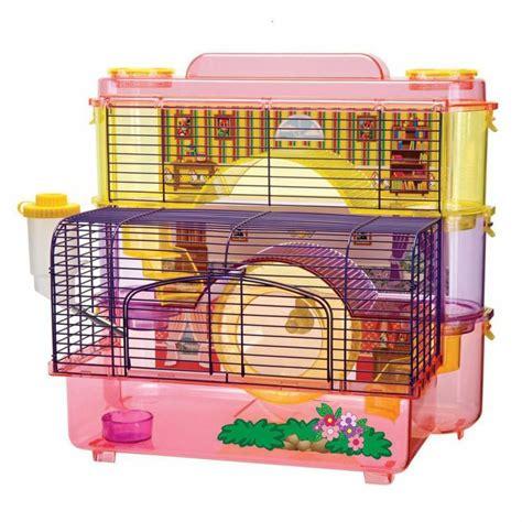 Pet Accessoris Tempat Minum Hamter penn plax 3 story doll hamster homes pet supplies 100 best perfumes