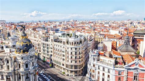 city of panoramic city tour of madrid madrid city tours